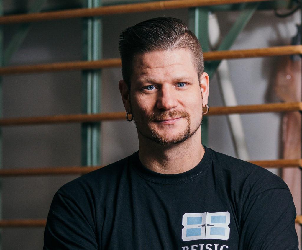 Bauschreiner Ben Beisig